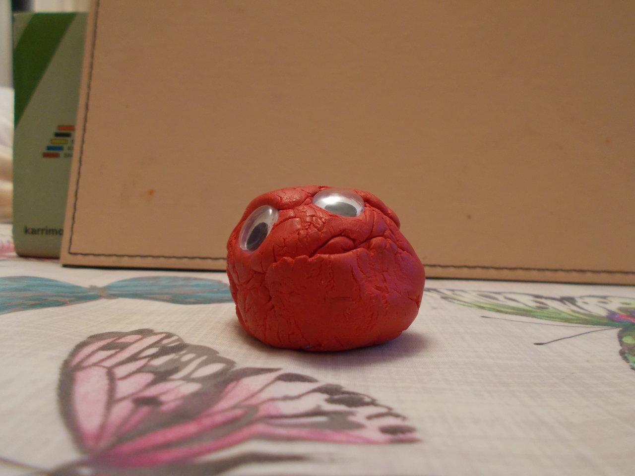 Mr Red Blob
