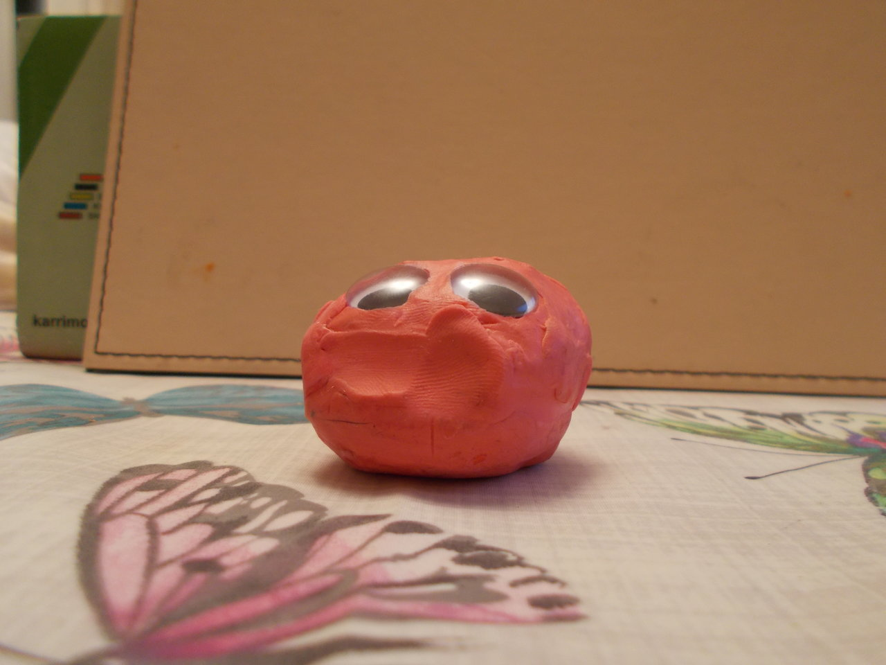 Mrs Pink Blob